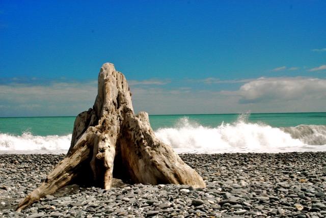 Gillespies Beach  2