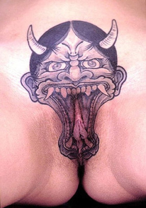 Vatoo your Vulva; Paint your Pecker: Trends in Private Tattooing (5/6)
