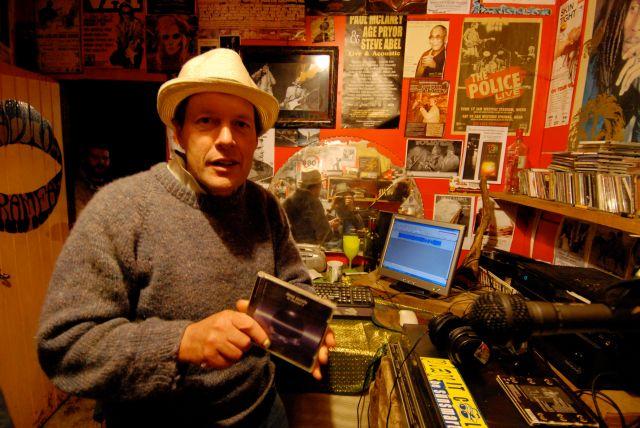 DJ Pukeko