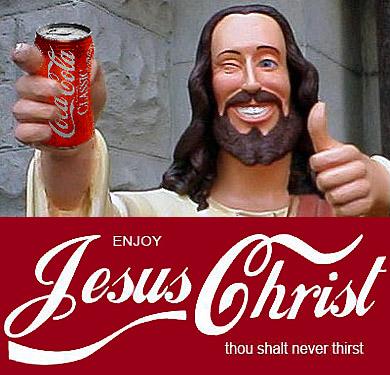 coke-jesus