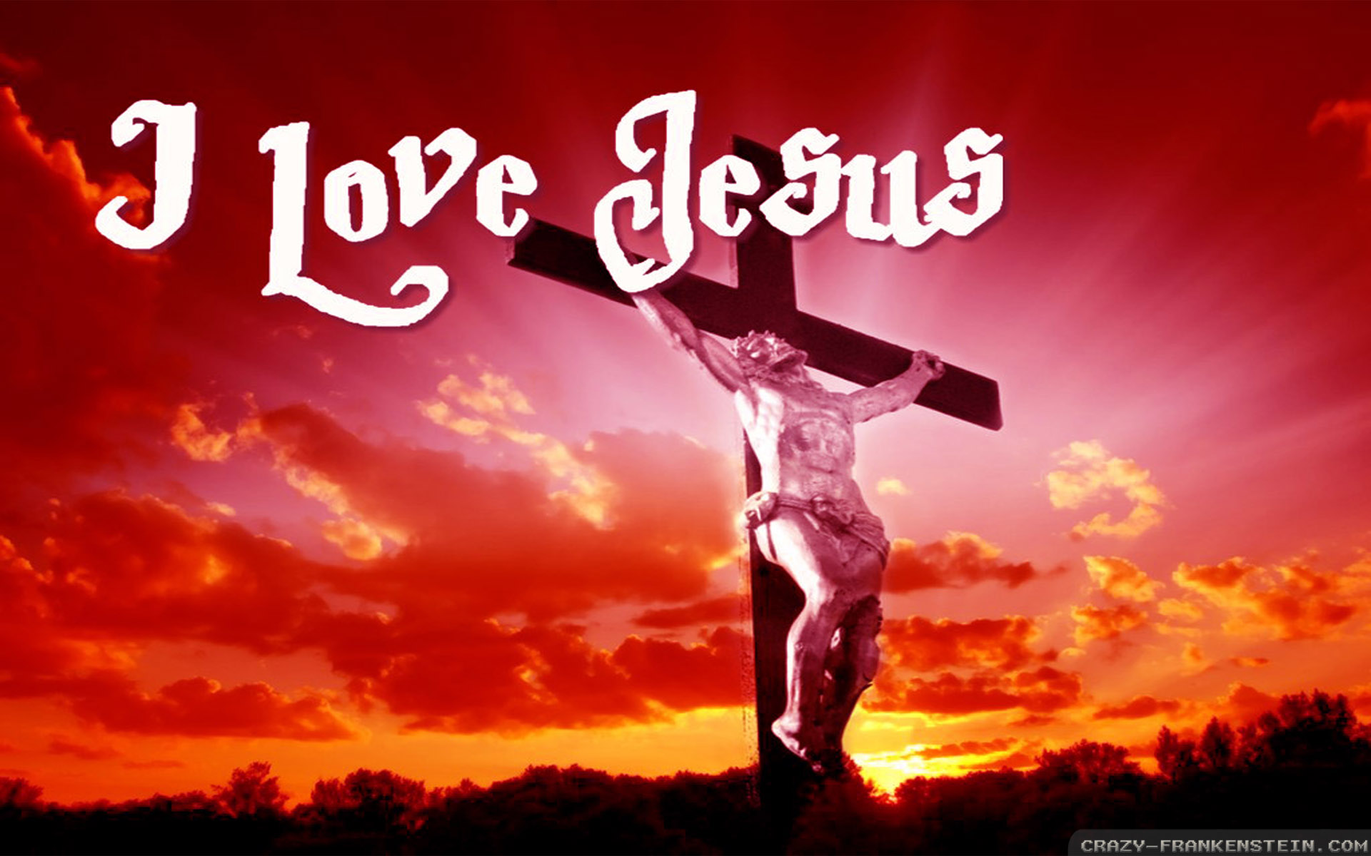 Love You Jesus Wallpaper : An Extremely Busy Day for Jesus The Rongolian Star