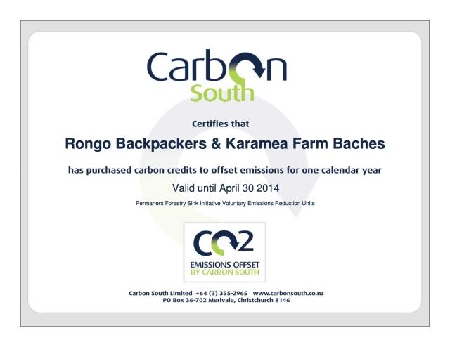 Carbon 2014
