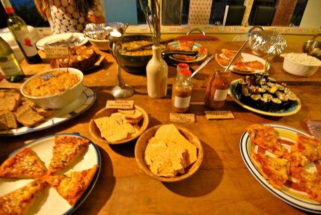 Rongo Feast