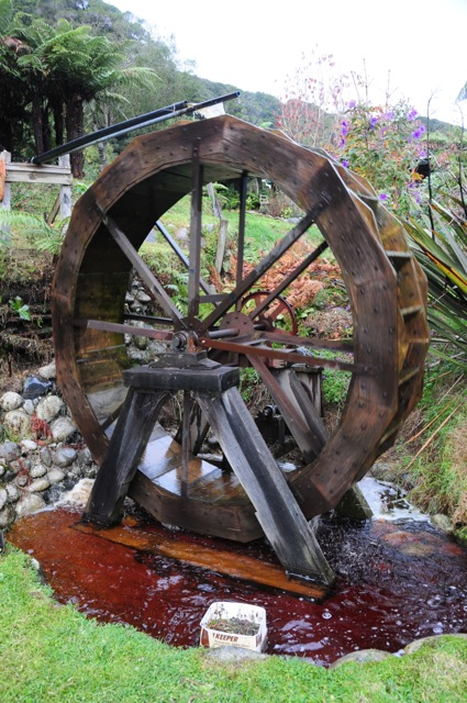 PDC Dave's Waterwheel