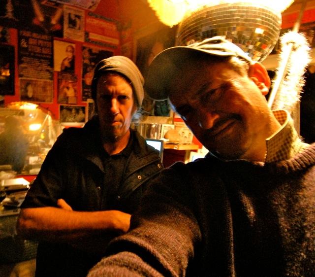 DJ Crap and the Big Man