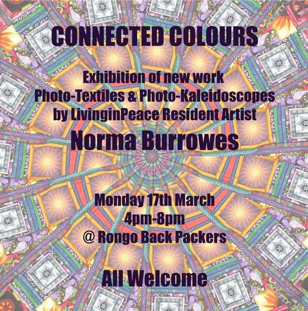 Norma Burrowes Exhibition
