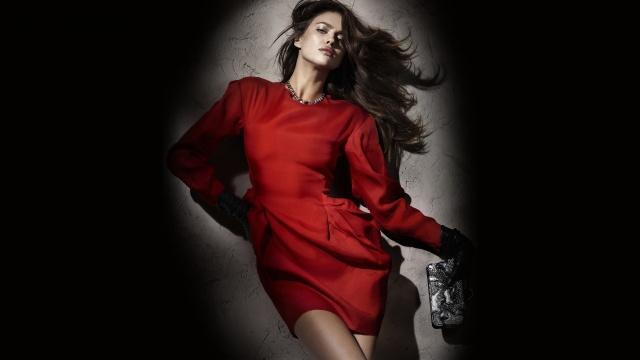 63566-Irina-Shayk-In-Red-Dress-Phot