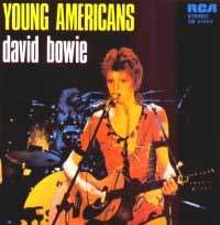 Bowie_YoungAmericansSingle