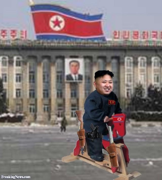 Kim-Jong-Un-Playing-War-Games-on-a-Rocking-Horse--108357