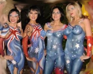 NEW-ZEALAND-FLAG-BODY-PAINT-BIKINI-GIRLS-300x240