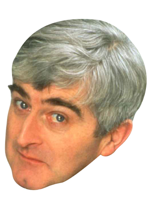 Dermot Morgan (as Father Ted Crilly).