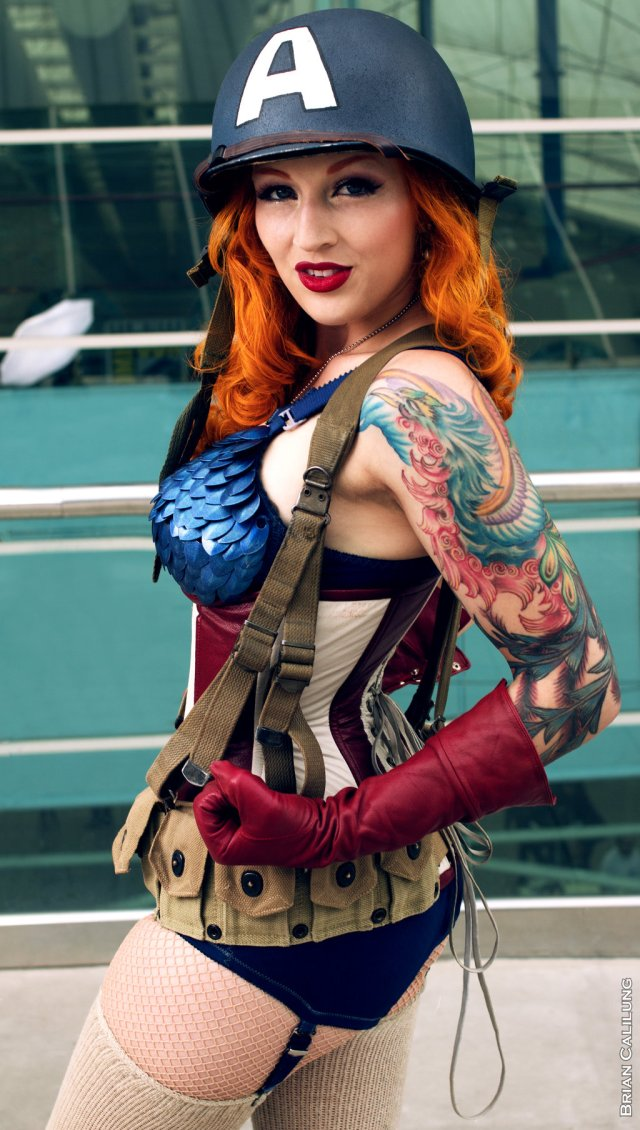 female_captain_america_by_briancalilung-d6gkfb8