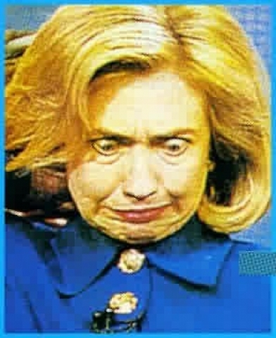 hillary-clinton-Forget-to-Wear-Pent
