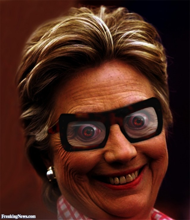 Hillary-Clinton-Wearing-Funny-Glasses--35193