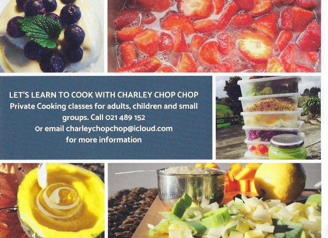 Charley Chop Chop Gets Your Kids Cooking | The Rongolian Star